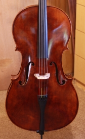 Cello body